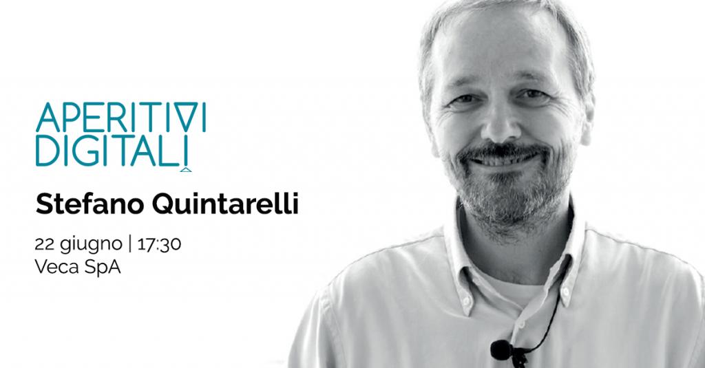 Aperitivi Digitali Stefano Quintarelli presso Veca SpA