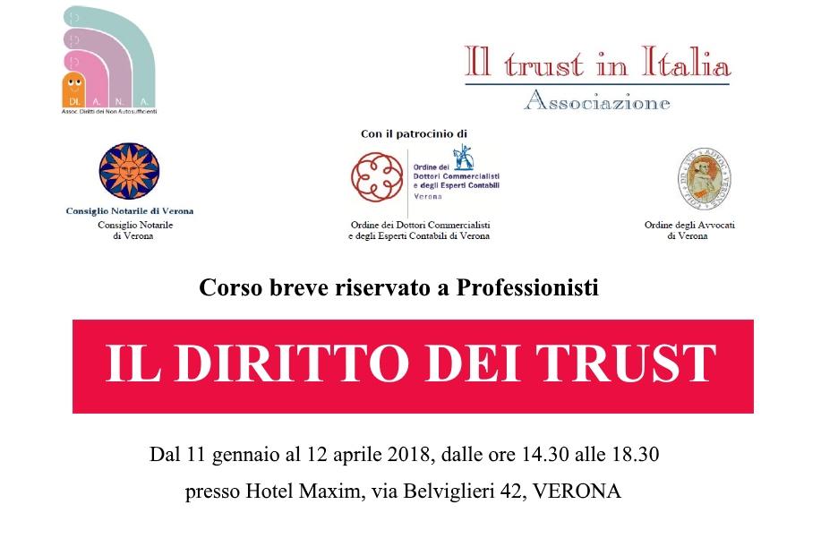 corso diritto dei Trust